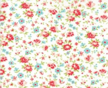 moda Stoff Bonnie & Camille Dainty Cream 55174-17