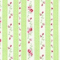 Lecien Petit fleur hellgrün 31217-60