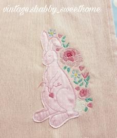 Stickdatei Serie Blumentiere doodle 13x18
