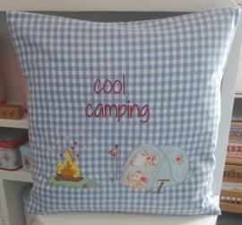Stickdatei Serie cool camping 13x18