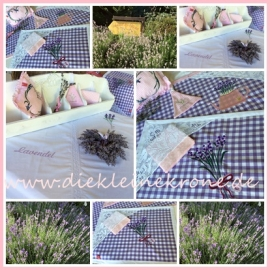 Stickdatei Serie Lavendelfreude 13x18