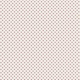 Tilda Stoff Tiny dots pink 100046