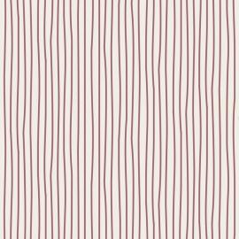 Tilda Stoff pen stripe pink 130031