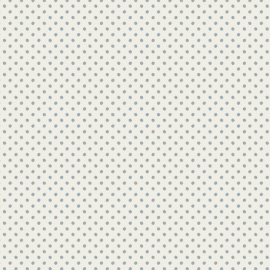 Tilda Stoff  dots light blue 130047