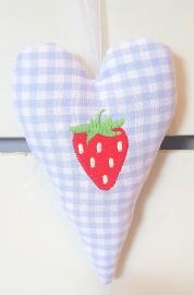 Stickdatei Erdbeerzeit