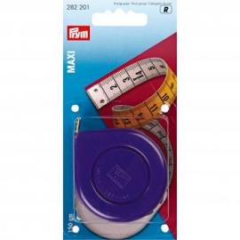 Prym Maßband 150 cm maxi lila 282201